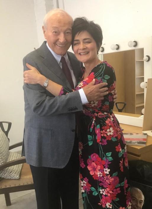 2019 Piero Angela e Cinzia