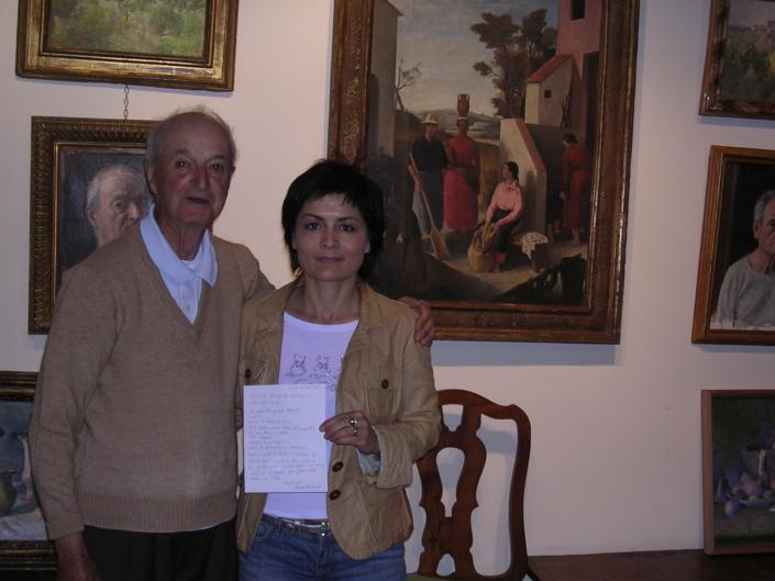 Per volontà di Goffredo trovarelli Firenze 26-04-06