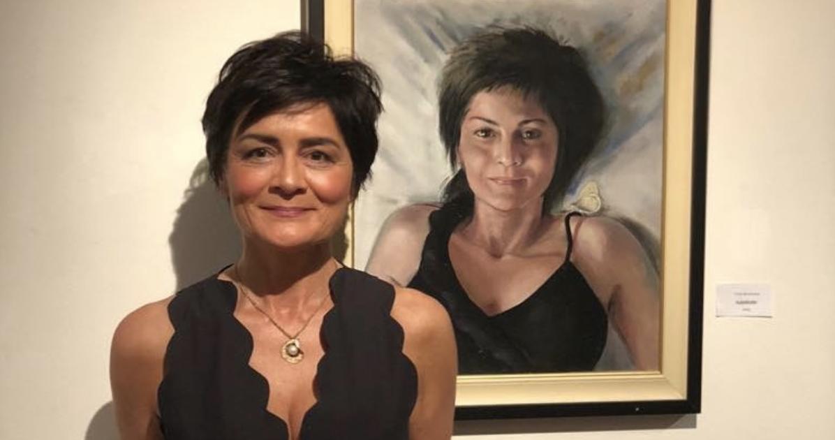 Autoritratto Cinzia Bevilacqua